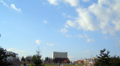 11/06:北見工業大学の近く