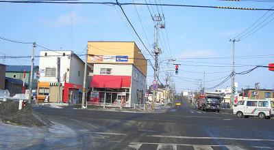 3/3:国道39号線と昭和通りの交差点