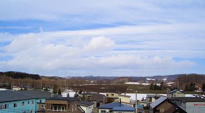 4/2:事務所の屋上からの景色