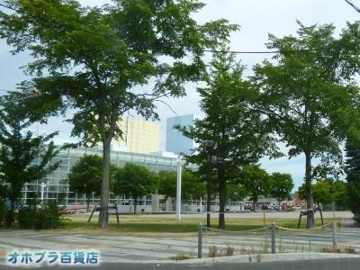 08-08:オホブラ百貨店・今朝の北見市