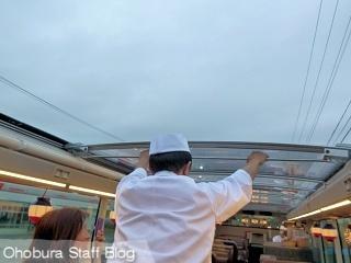 17/08/13:網走バス「ビアナイト・レストランバスKITAMI」
