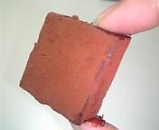 2/14:バレンタインデーは福茶の生チョコ