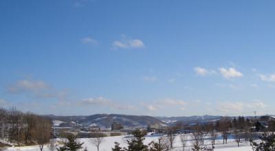 2/18:午後の空