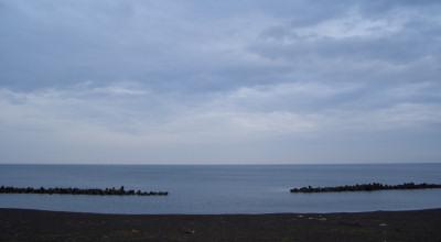 6/6:常呂町から見たオホーツク海