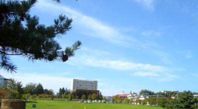 9/25:北見工大周辺の空