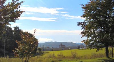 9/26:北見工大周辺の空