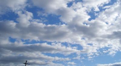 10/28:北見市の空