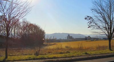 11/12:北見工大の近く