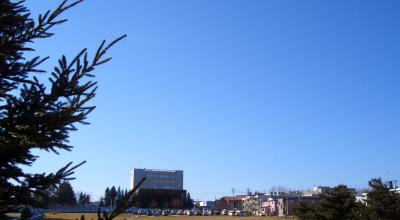 12/02:北見工大近辺の朝の景色