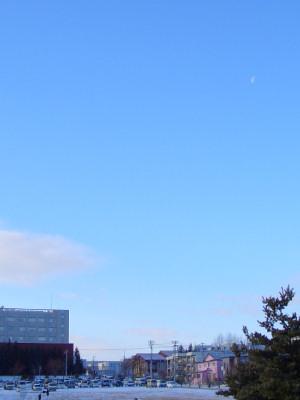 12/19:北見工大近郊の景色