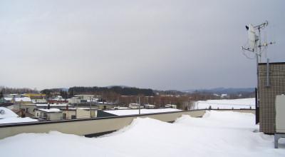 01/23:オホブラ百貨店の事務所の屋上