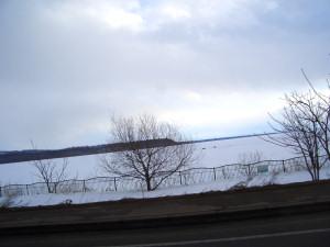 3/1:オホブラスタッフの流氷ドライブ