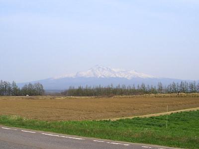 05/08:斜里町へ:斜里岳
