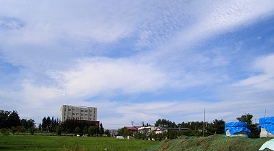 08/05:オホブラ百貨店の駐車場から見た景色