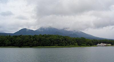 08/02:阿寒湖観光船乗り場
