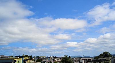 08/20:オホブラ百貨店の事務所屋上から見た景色