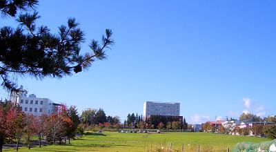 10/05:オホブラ百貨店の駐車場付近から見た景色