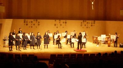 10/18:北見藤女子高等学校吹奏楽局 第6回定期演奏会
