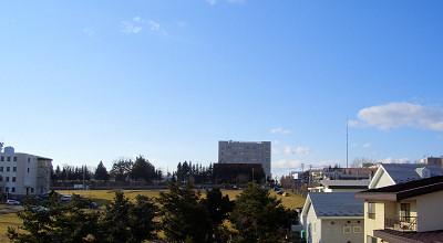 12/07:オホブラ百貨店の事務所2階から見た景色