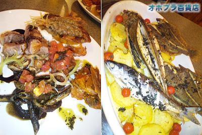 イタリア料理「ラッポルト」