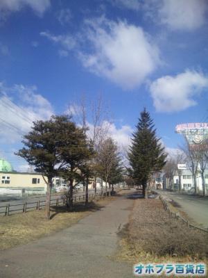 4/4:オホブラ百貨店・小町泉通り