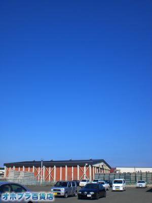 7/17:オホブラ百貨店・今朝の北見市のたまねぎ倉庫