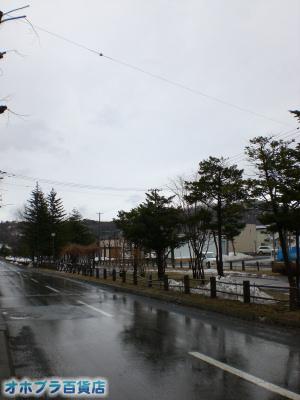 4/8:オホブラ百貨店・今朝の北見市