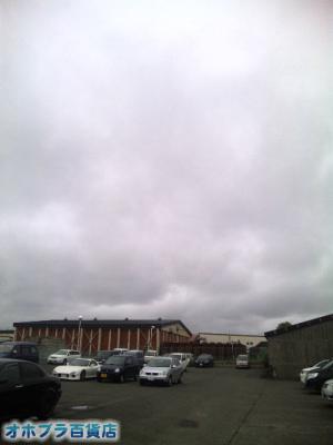 6/20:オホブラ百貨店・今朝の北見市のたまねぎ倉庫