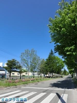 5/27:オホブラ百貨店・今朝の北見市
