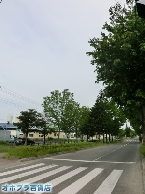 6/2:オホブラ百貨店・今朝の北見市