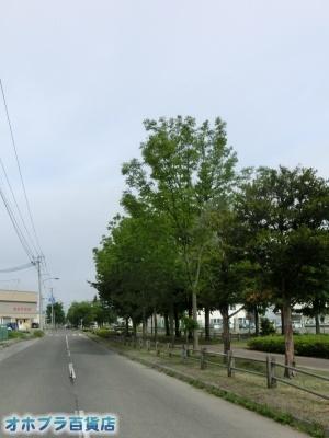 6/3:オホブラ百貨店・今朝の北見市