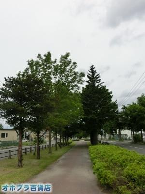 6/9:オホブラ百貨店・今朝の北見市
