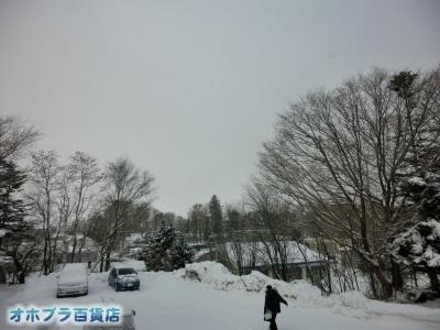 01/05:オホブラ百貨店・今朝の北見市