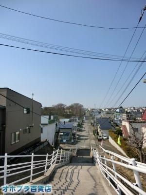 04/14:オホブラ百貨店・今朝の北見市