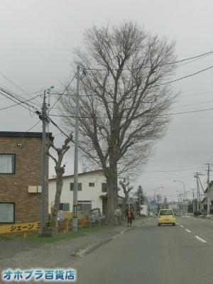 05/02:オホブラ百貨店・今朝の北見市