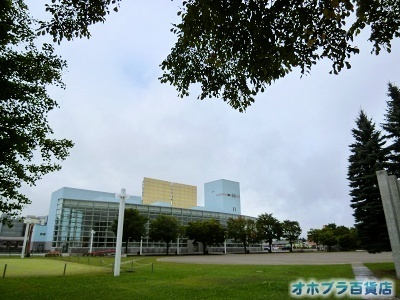 09/13:オホブラ百貨店・自転車通勤