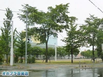 08-09:オホブラ百貨店・今朝の北見市