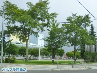 08-27:オホブラ百貨店・今朝の北見市