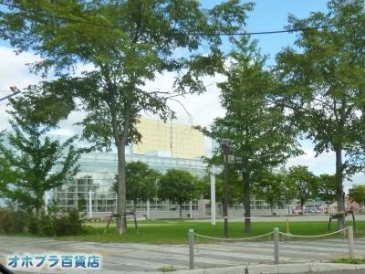09-11:オホブラ百貨店・今朝の北見市