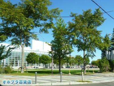 09-20:オホブラ百貨店・今朝の北見市