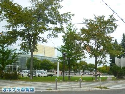 09-28:オホブラ百貨店・今朝の北見市