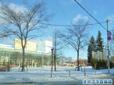 12-28:オホブラ百貨店・今朝の北見市