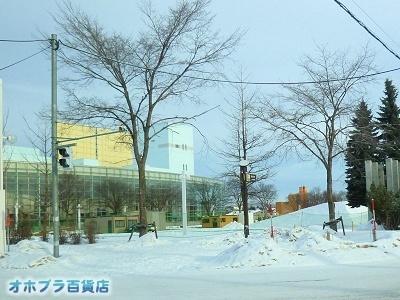1-23:オホブラ百貨店・今朝の北見市