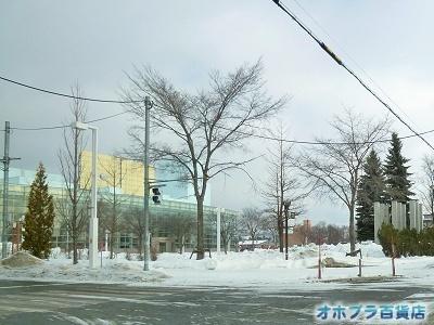 2-26:オホブラ百貨店・今朝の北見市