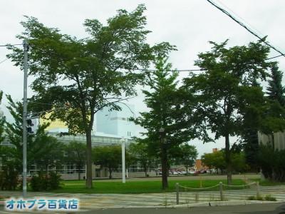 0822:オホブラ百貨店・今朝の北見市
