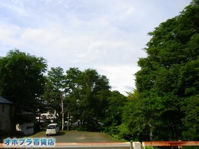 07-08:オホブラ百貨店・今朝の北見市
