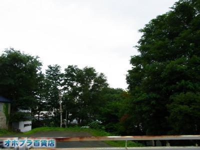 08-04:オホブラ百貨店・今朝の北見市