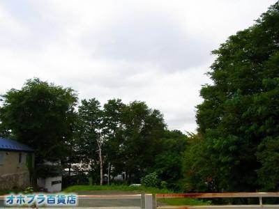 08-14:オホブラ百貨店・今朝の北見市