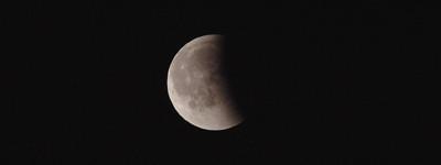 8月28日皆既月食