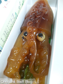 函館柳屋「いかようかん」